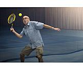 Active Seniors, Tennis