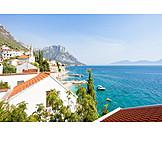 Croatia, Adriatic coast