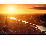 Sunset, Heidelberg
