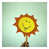 Sun, Smiley