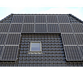 Solar Cell, Photovoltaic System, Solar Roof