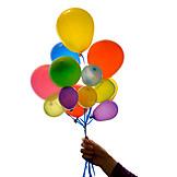 Birthday, Balloons