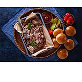 Amerikanische Küche, Barbecue, Pulled Pork