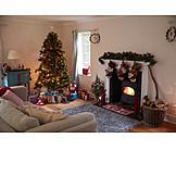 Christmas, Christmas Tree, Christmas Present