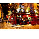 Nightlife, Dublin, Bar