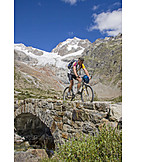 Active Seniors, Active Holidays, Mountain Biking