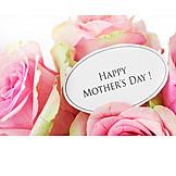 Muttertag, Rosenstrauß, Happy Mother's Day