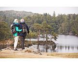 Nature, Scenics, Older Couple