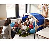 Listening, Children, Preschool