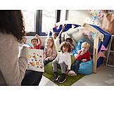 Children, Preschool, Register