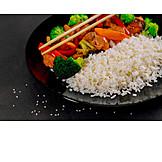 Reisgericht, Japanische Küche