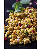 Salat, Israelische Küche, Ptitim