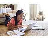 Domestic Life, Online, Recherche
