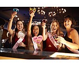 Nightlife, Bride, Bachelorette Party