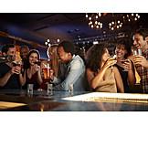 Nightlife, Bar Counter