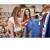 Mode, Boutique, Beratung