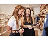 Fashion, Shop, Friends, Smart Phone