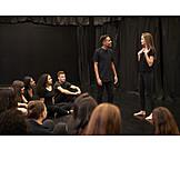 Ausbildung, Schauspielschule, Schauspielschüler