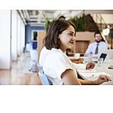 Geschäftsfrau, Business, Meeting