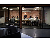 Meeting, Conference Room, Presentation
