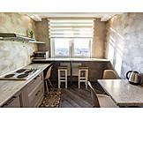 Kitchen, Apartment