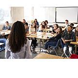 Bildung, Schüler, Klassenzimmer