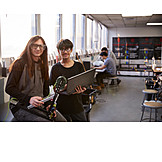 Research, School Children, Workshop, Robotics