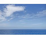 Sky, Horizon, Sea