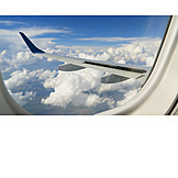 Airplane, Flying, Flight