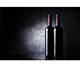 Wine, Red Wine, Red Wine Bottle