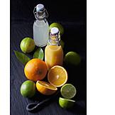 Getränk, Orangensaft, Limettensaft