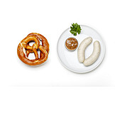 Breakfast, Weisswurst