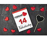 Valentine, 14th February