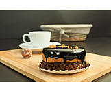 Chocolate Cake, Pie