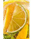 Zitronenwasser, Erfrischungsgetränk, Sommergetränk