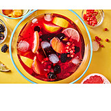 Fruchtig, Bowle, Erfrischungsgetränk