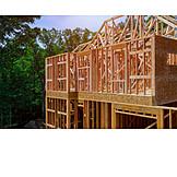 Building Construction, Wooden Construction, Wooden Construction