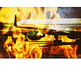 Airplane, Fire