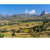 Agriculture, Fields, Ethiopia