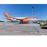 Airplane, Airline, Easyjet