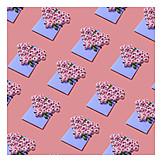Valentinstag, Blumengruß