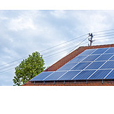 Solar Energy, Photovoltaic System, Solar Roof