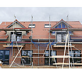 Building Construction, New Building, Construction Site