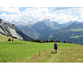 Hiking, Hiker