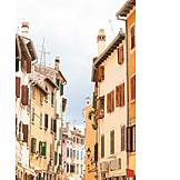 Old Town, Houses, Rovinj