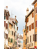 Old Town, Houses, Rovinj