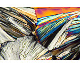 Wissenschaft, Mineral, Kristall, Kristallin, Mikroskopisch, Mikrokristall, Kohlenhydrat