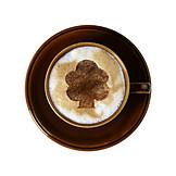 Coffee, Milk Foam, Coffee Cup, Cappuccino, Latte Art