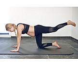 Yoga, Natal Exercises