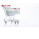 Consumption, Cart, Cash